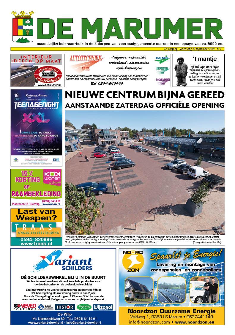 HRMedia & events - De Marumer september 2019